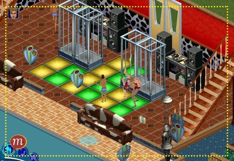 the sims pense2