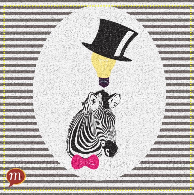 zebra ideia